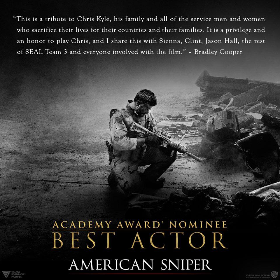 American Sniper  2014  美国狙击手  Sniper2